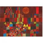 Puzzle  Piatnik-5464 Paul Klee - Château et Soleil
