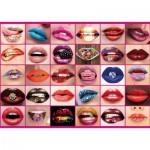 Puzzle  Piatnik-5477 Lips