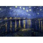 Puzzle  Grafika-Kids-00011 Vincent Van Gogh : La Nuit Etoilée, 1888