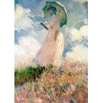 Puzzle  Grafika-Kids-00091 Claude Monet : La Femme à l'Ombrelle, 1875