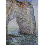 Puzzle  Grafika-Kids-00232 Pièces Magnétiques - Claude Monet : Le Manneporte à Étretat, 1886