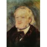Puzzle  Grafika-Kids-00255 Pièces Magnétiques - Renoir Auguste : Richard Wagner, 1882