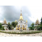 Puzzle  Grafika-Kids-00555 Temple Buu Long