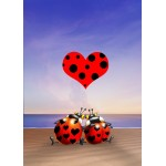 Puzzle  Grafika-Kids-00835 Pièces magnétiques - François Ruyer: Love