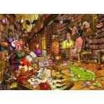 Puzzle  Grafika-Kids-00894 François Ruyer: Sorcière