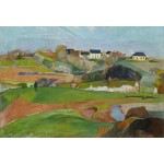 Puzzle  Grafika-Kids-01089 Pièces XXL - Paul Gauguin: Le Pouldu, 1890