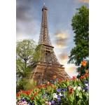 Puzzle  Grafika-Kids-01112 Tour Eiffel, Paris