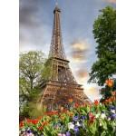 Puzzle  Grafika-Kids-01114 Tour Eiffel, Paris