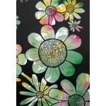 Puzzle  Grafika-Kids-01392 Doodle de Fleurs