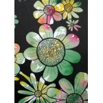 Puzzle  Grafika-Kids-01393 Doodle de Fleurs