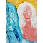 Puzzle  Grafika-Kids-01414 La Jeune Femme aux Cheveux Blancs