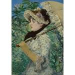 Puzzle  Grafika-Kids-01422 Édouard Manet : Jeanne, 1882