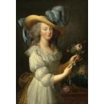 Puzzle  Grafika-Kids-01425 Elisabeth Vigée-Lebrun : Marie-Antoinette, 1783
