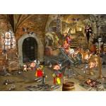 Puzzle  Grafika-Kids-01426 François Ruyer : Oubliettes
