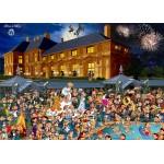 Puzzle  Grafika-Kids-01433 Pièces magnétiques - François Ruyer : Château de Vallery