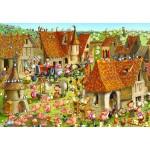 Puzzle  Grafika-Kids-01464 François Ruyer - Ferme