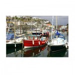 Puzzle  James-Hamilton-99004 Mevagissey Harbour