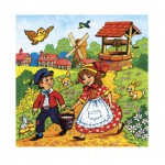 Puzzle  James-Hamilton-Nursery-03 Nurseryland