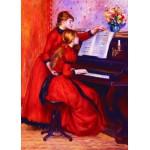 Puzzle  Gold-Puzzle-60232 Renoir Auguste : Jeunes Filles au Piano