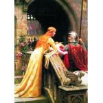 Puzzle  Gold-Puzzle-60508 Leighton Edmund Blair : God Speed