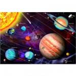 Puzzle  Educa-14461 Système solaire