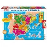 Puzzle  Educa-14870 Provincias España
