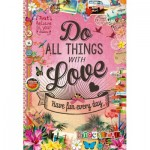 Puzzle  Educa-17086 Do All Things With Love