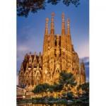 Puzzle  Educa-17097 Sagrada Familia