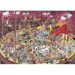 Puzzle  Jumbo-01470 Au cirque