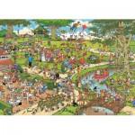 Puzzle  Jumbo-01492 Le parc