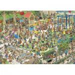 Puzzle  Jumbo-01599 L'aire de jeux