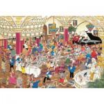 Puzzle  Jumbo-01642 Félicitations pour le mariage
