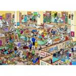 Puzzle  Jumbo-01650 Bon rétablissement