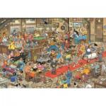 Puzzle  Jumbo-13035 Jan Van Haasteren : Concours Canin