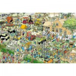 Puzzle  Jumbo-17077 La ferme