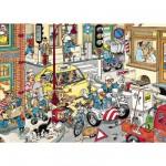 Puzzle  Jumbo-17161 Pas à côté