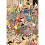 Puzzle  Jumbo-17278 Le club d'échec