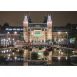 Puzzle  Jumbo-18351 Rijksmuseum by Night