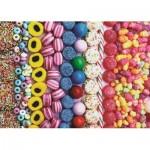 Puzzle  Jumbo-18536 Bonbons