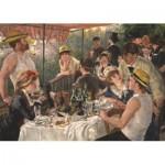 Puzzle  Jumbo-18566 Auguste Renoir - Déjeuner des Canotiers