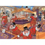 Puzzle  Jumbo-19127 Wasgij Mystery 12: Des Suspects Inhabituels !