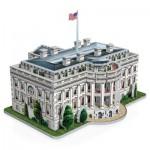 Wrebbit-3D-1007 Puzzle 3D - La Maison Blanche