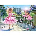 Puzzle  Castorland-018222 Danse du Ballet