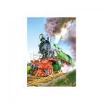 Puzzle  Castorland-02405-BM3 Train