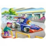 Puzzle  Castorland-03365 Formule 1