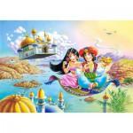Puzzle  Castorland-08521-B13 Aladin