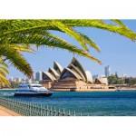 Puzzle  Castorland-103003 l'Opéra de Sydney