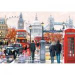 London Collage 1000 pièces - Castorland