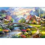 Springtime Glory 1000 pièces - Castorland