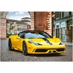 Puzzle  Castorland-103263 Ferrari 458 Spectacle